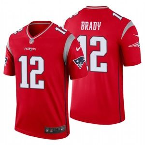 Men Tom Brady #12 New England Patriots Jersey